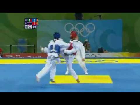 taekwondo beijing 2008