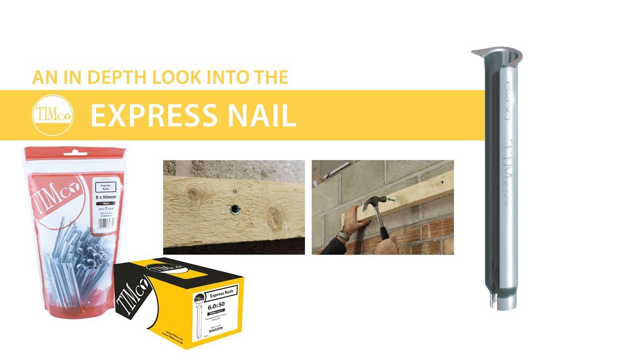 Express Nail - TIMco - \