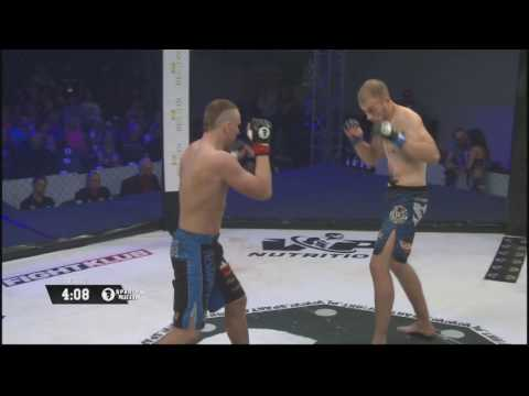 Anton Shimuk VS Mariusz Radziszewski - Spartan Fight 4