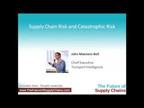 Supply Chain Risk and Catastrophic Risk