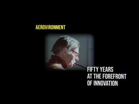 AeroVironment 50th Anniversary