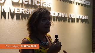 Entrevista - Clara Kriger