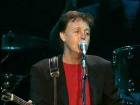 Paul McCartney  - Hello Goodbye+Jet Back in The US live 2002