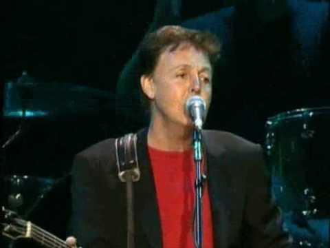 Paul McCartney  - Hello Goodbye+Jet Back in The US live 2002
