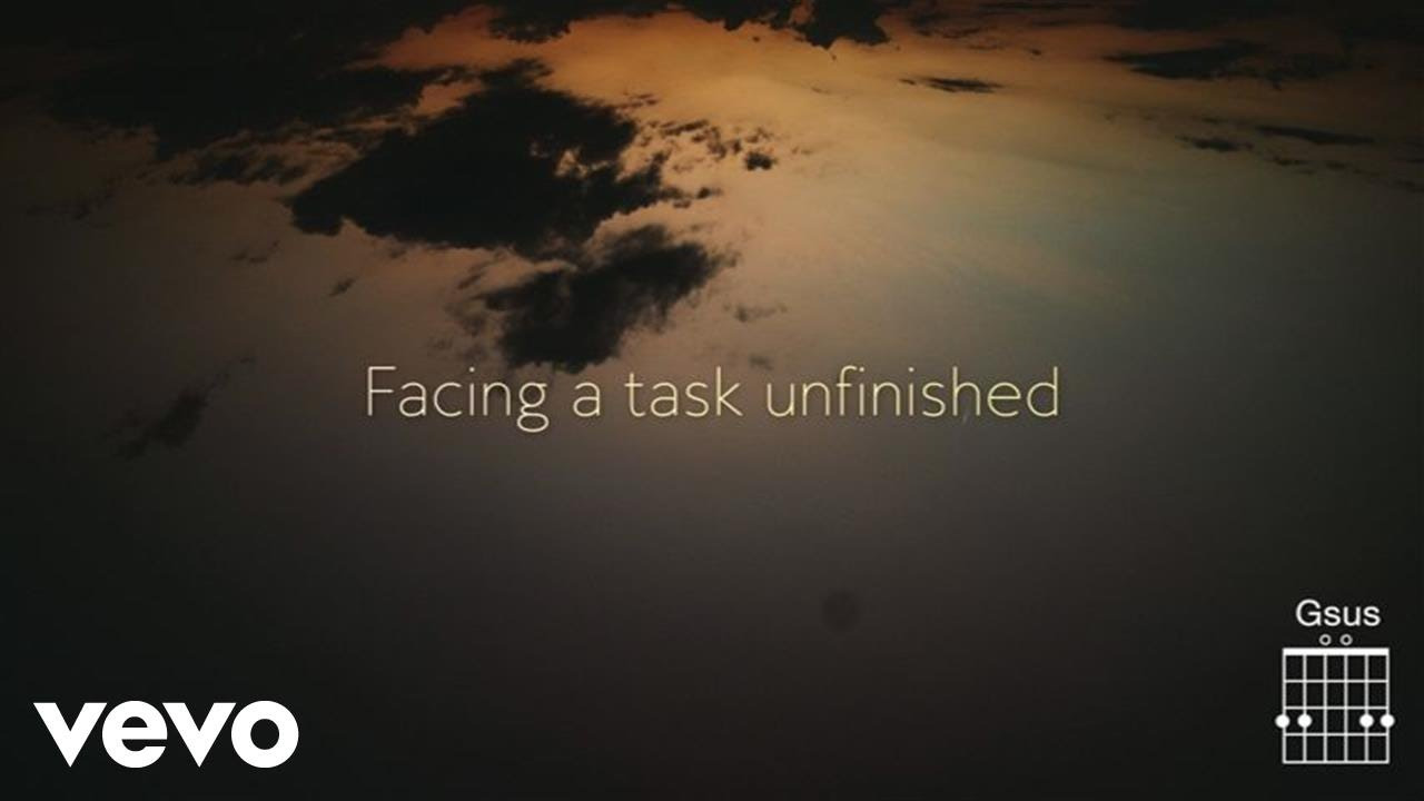 keith-kristyn-getty-facing-a-task-unfinished-lyric-video-gettymusicvevo