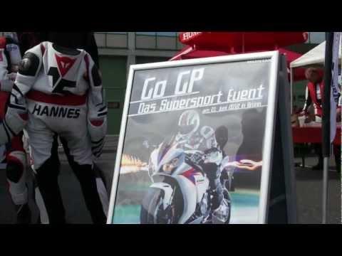 Honda GoGP Brünn 2012 - 20 Jahre 'RR' Fireblade Foto