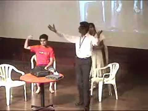 Funny skit at office - Out of Office cultural evening - Mahindra satyam Learning world