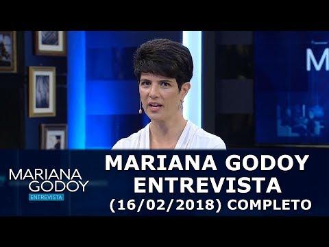 Mariana Godoy Entrevista (16/02/18)   Completo