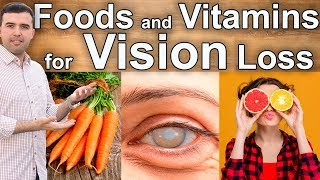 How to Recover Your Sight – Secret Food and Vitamins to Improve Vision and Recover Your Sight