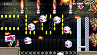 Super Mario Maker: Courses I've Made - #8 (Everything's not what it seems!)