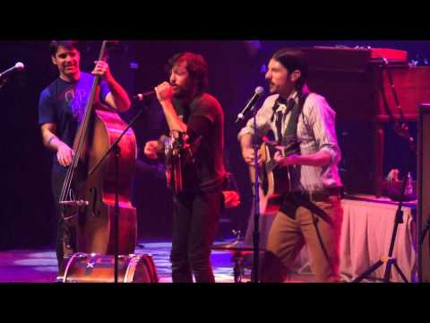 "Avett Brothers ""Thank God I'm a Country Boy"" w/ Old Crow, Patriot Center, Fairfax, VA 02.28.14"