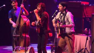 "Avett Brothers ""Thank God I"