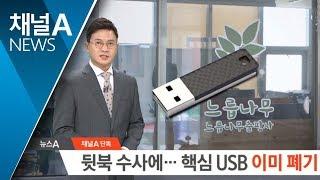[단독]댓글 여론 조작에 쓰인 핵심 USB 이미 폐기