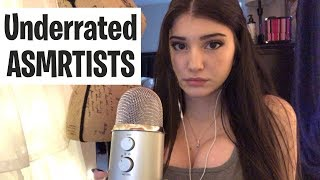 Most underrated ASMR youtubers! (Insane tingles)