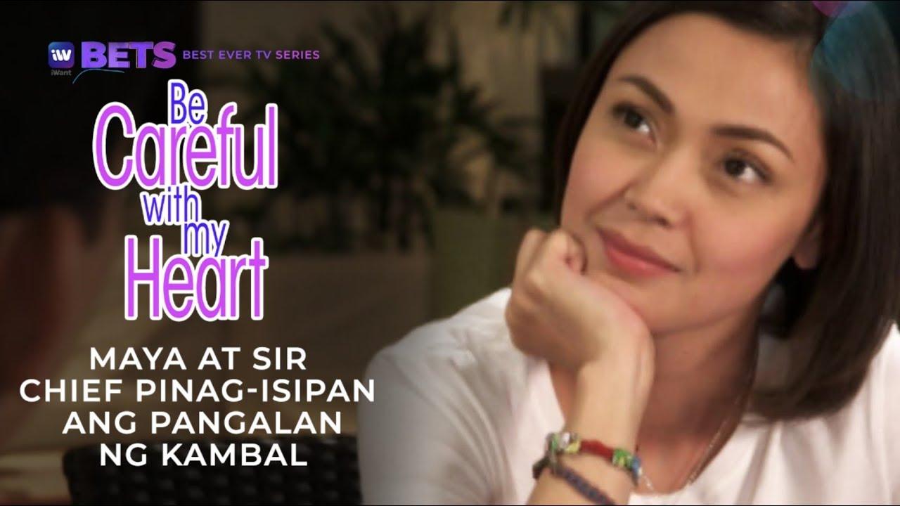 Download Maya at Sir Chief pinag-isipan ang pangalan ng kambal. | Be Careful With My Heart | iWant BETS