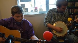 Busker Broadcast - JONAH RIDDLE and the CAROLINA EXPRESS - Aug 3, 2015