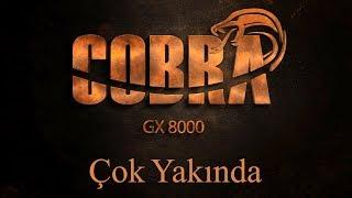 COBRA GX 8000 | Hepsi Bir Arada Metal Dedektörü - Çok Yakında
