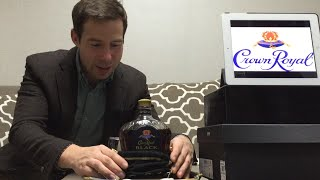 Crown Royal Black Canadian Whisky: WhiskyWhistle Whisky Review 25