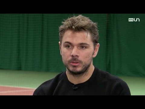Mise au Point - Stan Wawrinka (interview)