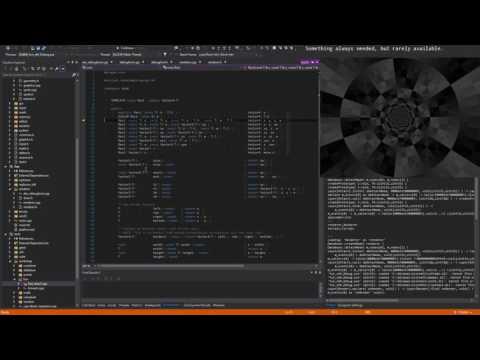 [C++] Software font rendering #programming #C++ #gamedev