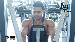 Un dia en mi VIDA I Espalda I Dieta I Ismael Martinez I IFBB PRO I Golden State I 2da Parte