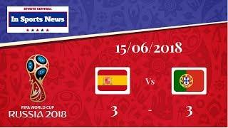 moulakhasse moubarate espagne wa portugal 3-3