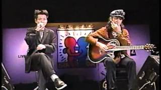 1994 Act Against AIDS 大阪公演(大阪城ホール) Char&藤井フミヤ 「気...