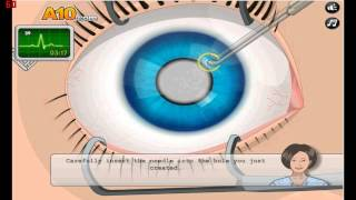Eye Surgery Gameplay and Commentary