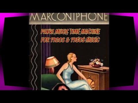 Hear The Music Of The 1930s  Art Deco Era   @Pax41