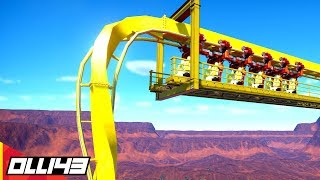 the most G-Force Roller Coaster in Planet Coaster.. (attempt 1)
