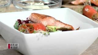 BC Sockeye with Maple Dijon Recipe  Fishermans Market