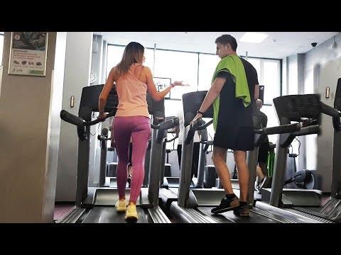 Как познакомиться в фитнес клубе