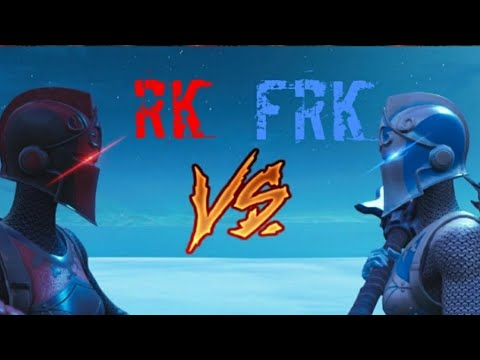 Red Knight Vs Frozen Red Knight