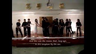 Repeat youtube video Poetry in Motion: Annabel Lee by Edgar Allan Poe