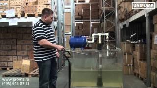 видео Погружные колодезные насосы Grundfos