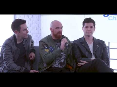 The Script and The Man Who Can't Be Moved  | Magic Chilled