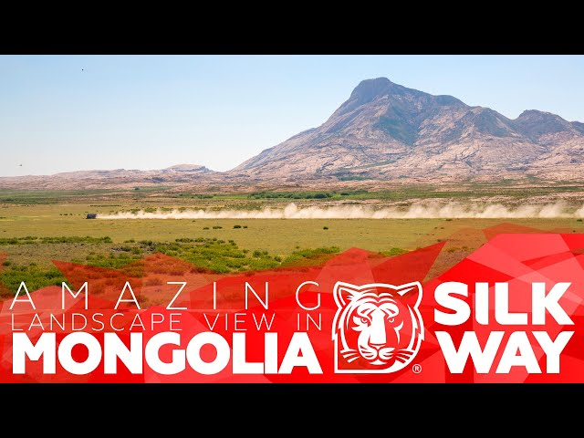From Mongolia to China | Silk Way Rally 2019🌏 ENG  - Stage 7