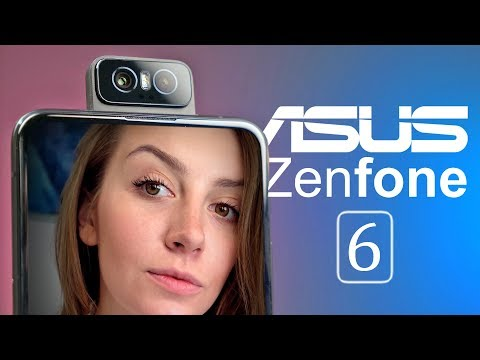 Asus ZenFone 6 - обзор самого необычного смартфона 2019