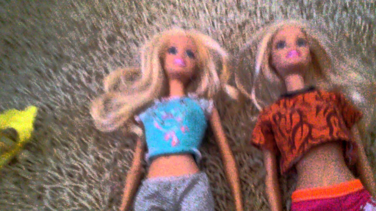 How To Make Liv And Maddie Dolls Youtube