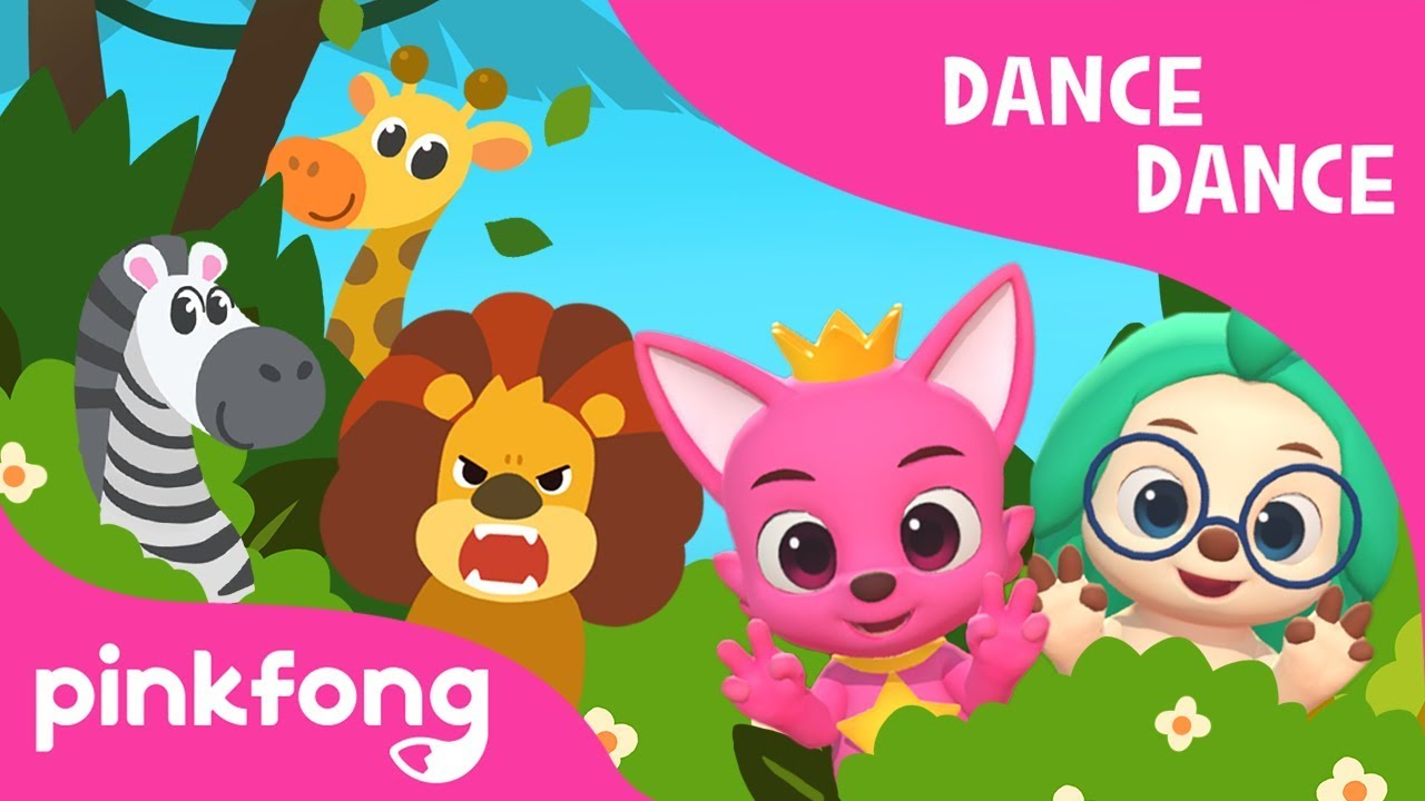 Hakuna Matata | Dance Dance | Pinkfong Dance Along for Children