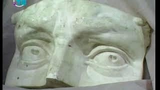 Видеоуроки живописи   Части лица нос, глаз, ухо, губы  Передача 8