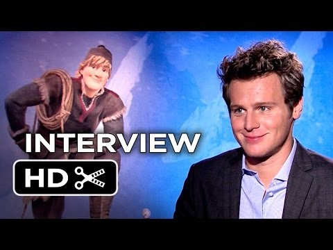 Frozen Interview - Jonathan Groff (2013) - Disney Animated Movie HD
