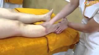 {CSMBHG} Massage chân cho bà bầu