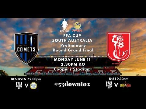 FFA Cup South Australia Preliminary Round Grand Final