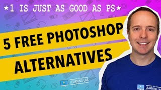 5 Free Photoshop Alternatives - 1 Is Nearly As Good As Photoshop