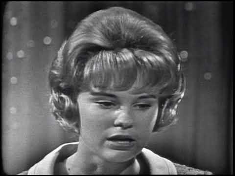 American Bandstand 1965- Interview Cheryl Miller