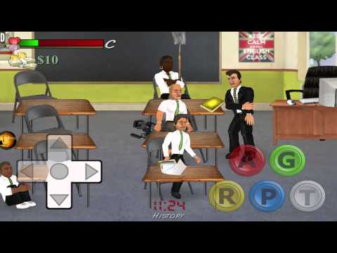 School Days Android Gameplay