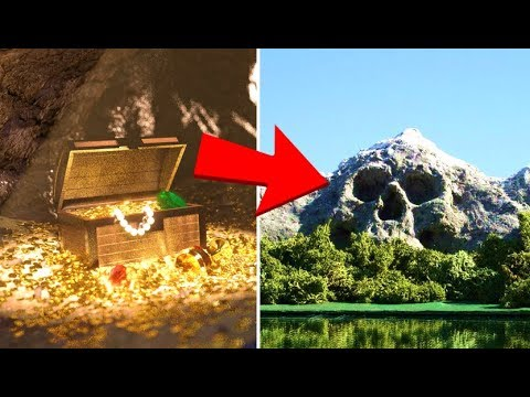 5 Mysterious Locations Of Hidden & Lost Treasure Waiting To Be Found