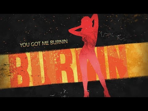 Black Stone Cherry - Burnin' (Official Lyric Video)