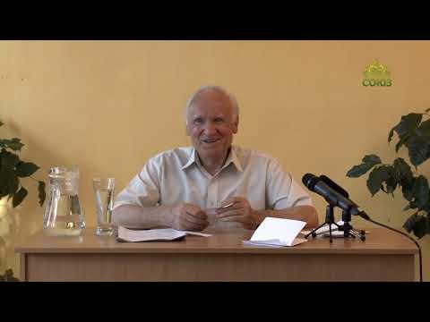 «Воспитание и образование». Часть 2. Лекция профессора А.И. Осипова